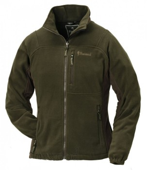 Куртка флисовая Pinewood Ashley женская зеленая - купить (заказать), узнать цену - Охотничий супермаркет Стрелец г. Екатеринбург