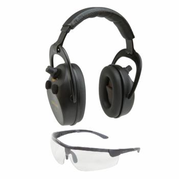 Набор наушники активные+очки Allen AXION - купить (заказать), узнать цену - Охотничий супермаркет Стрелец г. Екатеринбург