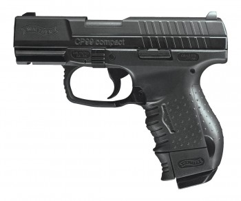 Пистолет пневм. Walther CP 99 Compact (чёрный с чёрн. рукояткой) - купить (заказать), узнать цену - Охотничий супермаркет Стрелец г. Екатеринбург