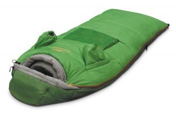 Мешок спальный Alexika Mountain Baby зелёный, 9226.0101 - купить (заказать), узнать цену - Охотничий супермаркет Стрелец г. Екатеринбург