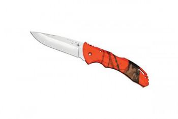 Нож Buck B0286CMS9 Bantam BHW Orange Blaze -складной, оранжевая рукоять, 420HC - купить (заказать), узнать цену - Охотничий супермаркет Стрелец г. Екатеринбург