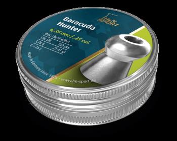 Пуля H&N Baracuda Hunter (обычная), калибр 6.35 (200 шт) - купить (заказать), узнать цену - Охотничий супермаркет Стрелец г. Екатеринбург