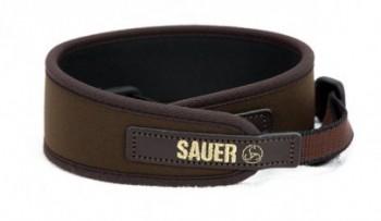 Ремень для ружья Sauer неопрен коричневый - купить (заказать), узнать цену - Охотничий супермаркет Стрелец г. Екатеринбург