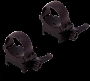 Кольца Recknagel на Picatinny, D30 мм BH13 (быстросъемные, с фиксатором) - купить (заказать), узнать цену - Охотничий супермаркет Стрелец г. Екатеринбург