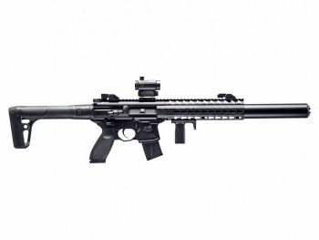 SIG Sauer MCX 4.5 мм винтовка MCX-177-BLK-R - купить (заказать), узнать цену - Охотничий супермаркет Стрелец г. Екатеринбург