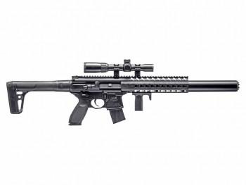 SIG Sauer MCX 4.5 мм винтовка MCX-177-BLK-S - купить (заказать), узнать цену - Охотничий супермаркет Стрелец г. Екатеринбург