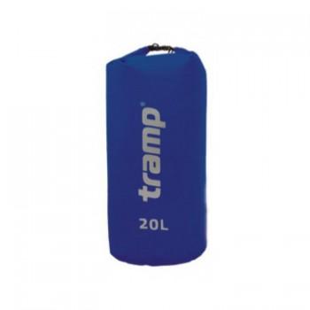Гермомешок Tramp ПВХ 20 л TRA-067 (синий) - купить (заказать), узнать цену - Охотничий супермаркет Стрелец г. Екатеринбург