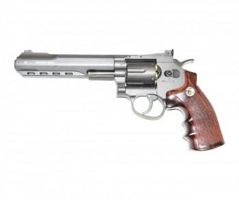 Револьвер пневматический BORNER Super Sport 702, кал. 4,5 мм (с картриджами 6 шт.) - купить (заказать), узнать цену - Охотничий супермаркет Стрелец г. Екатеринбург