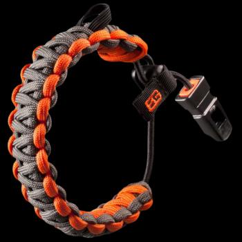 Браслет Gerber Bear Grylls Survival bracelet - купить (заказать), узнать цену - Охотничий супермаркет Стрелец г. Екатеринбург