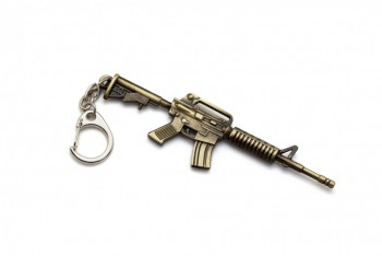 Брелок Microgun S Автомат M4A1 золотистый - купить (заказать), узнать цену - Охотничий супермаркет Стрелец г. Екатеринбург