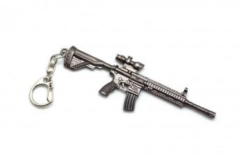 Брелок Microgun SR Heckler and Koch M416 Автоматическая винтовка - купить (заказать), узнать цену - Охотничий супермаркет Стрелец г. Екатеринбург