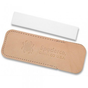 Мелкозернистый брусок для заточки Spyderco - купить (заказать), узнать цену - Охотничий супермаркет Стрелец г. Екатеринбург