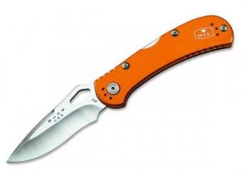 Нож Buck Spitfire складной сталь 420HC оранжевая рукоять - купить (заказать), узнать цену - Охотничий супермаркет Стрелец г. Екатеринбург