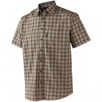 Рубашка Seeland Burley S/S Brindle Check - купить (заказать), узнать цену - Охотничий супермаркет Стрелец г. Екатеринбург