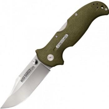 Нож Cold Steel CS_21A Bush Ranger Lite - складной, рук-ть зелен. GFN, клинок 8Cr13MoV - купить (заказать), узнать цену - Охотничий супермаркет Стрелец г. Екатеринбург