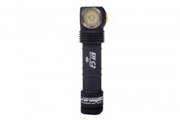 Фонарь Armytek Elf C2 XP-L USB Теплый (Серебро) - купить (заказать), узнать цену - Охотничий супермаркет Стрелец г. Екатеринбург
