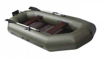 Лодка Лоцман С-280 ЖС зеленая - купить (заказать), узнать цену - Охотничий супермаркет Стрелец г. Екатеринбург