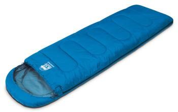 Мешок спальный CAMPING PLUS blue, одеяло (185+35)x80 cm, 6252.0105 - купить (заказать), узнать цену - Охотничий супермаркет Стрелец г. Екатеринбург