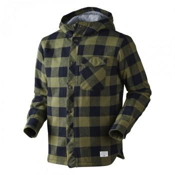 Куртка Seeland Canada Jacket Winter Moss Check - купить (заказать), узнать цену - Охотничий супермаркет Стрелец г. Екатеринбург