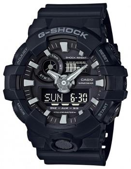 Часы CASIO GA-700-1B - купить (заказать), узнать цену - Охотничий супермаркет Стрелец г. Екатеринбург
