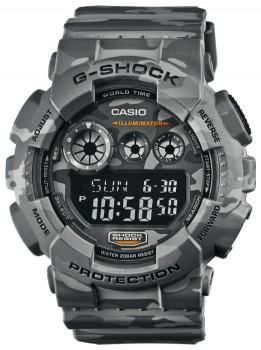 Часы CASIO GD-120CM-8E - купить (заказать), узнать цену - Охотничий супермаркет Стрелец г. Екатеринбург