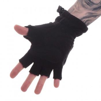 Перчатки-варежки Keotica флисовые черные - купить (заказать), узнать цену - Охотничий супермаркет Стрелец г. Екатеринбург