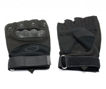 Перчатки тактические укороченные Oval черные - купить (заказать), узнать цену - Охотничий супермаркет Стрелец г. Екатеринбург