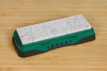 Точильный камень Lansky натуральный  Arkansas Soft - купить (заказать), узнать цену - Охотничий супермаркет Стрелец г. Екатеринбург