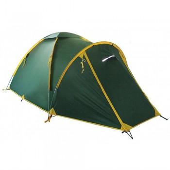 Палатка Tramp Space 4 (зеленая) - купить (заказать), узнать цену - Охотничий супермаркет Стрелец г. Екатеринбург