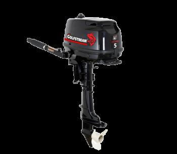 Мотор лодочный Golfstream F5ABMS - купить (заказать), узнать цену - Охотничий супермаркет Стрелец г. Екатеринбург