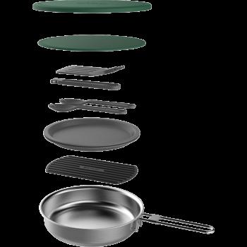 Посуда STANLEY Adventure Сковорода походная 0,96L (10-02658-013) - купить (заказать), узнать цену - Охотничий супермаркет Стрелец г. Екатеринбург