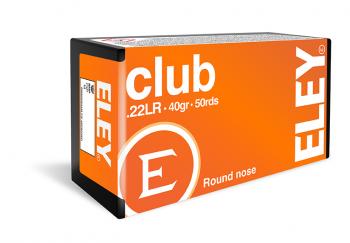 Патрон к.22 LR CLUB ELEY 02100 1уп/50шт - купить (заказать), узнать цену - Охотничий супермаркет Стрелец г. Екатеринбург
