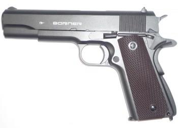 Пистолет пневматический BORNER KMB76, кал. 4,5 мм - купить (заказать), узнать цену - Охотничий супермаркет Стрелец г. Екатеринбург