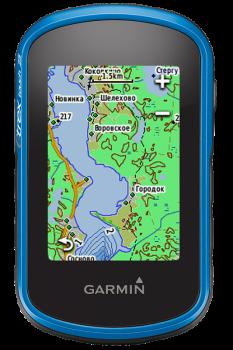 Навигатор eTrex Touch 25 GPS/GLONASS,RUSSIA - купить (заказать), узнать цену - Охотничий супермаркет Стрелец г. Екатеринбург