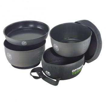 Набор посуды Optimus Terra Cookset - купить (заказать), узнать цену - Охотничий супермаркет Стрелец г. Екатеринбург