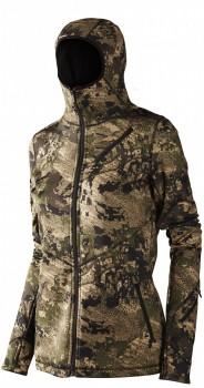 Толстовка Harkila Crome Lady Fleece Optifade Ground Forest - купить (заказать), узнать цену - Охотничий супермаркет Стрелец г. Екатеринбург