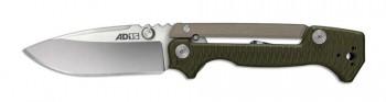 Нож CS_58SQ AD-15 -складной, сталь S35VN, рукоять G-10 - купить (заказать), узнать цену - Охотничий супермаркет Стрелец г. Екатеринбург