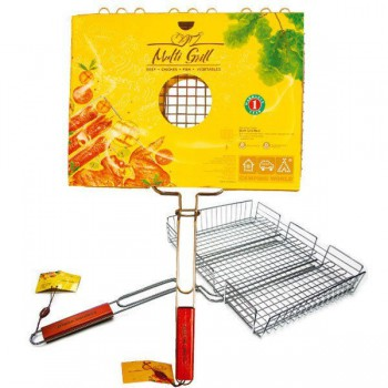 Решетка гриль CW Multi Grill Maxi универсальная - купить (заказать), узнать цену - Охотничий супермаркет Стрелец г. Екатеринбург