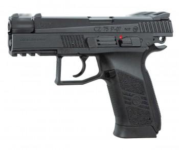Пистолет пневматический ASG CZ 75 P-07 Duty Blowback 4.5 mm - купить (заказать), узнать цену - Охотничий супермаркет Стрелец г. Екатеринбург