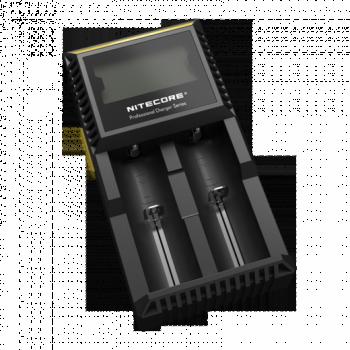 Зарядное уст-во Nitecore D2 18650/16340 Intellicharge V2 - купить (заказать), узнать цену - Охотничий супермаркет Стрелец г. Екатеринбург