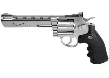 Пистолет пневматический ASG Dan Wesson 6 Silver, пулевой, кал. 4,5 - купить (заказать), узнать цену - Охотничий супермаркет Стрелец г. Екатеринбург