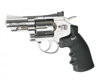 Револьвер пневматический ASG Dan Wesson 2,5 Silver пулевой кал.4,5 мм - купить (заказать), узнать цену - Охотничий супермаркет Стрелец г. Екатеринбург