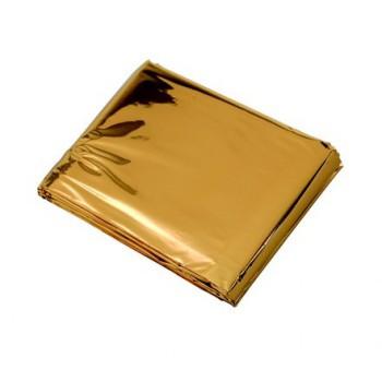 Теплосберегающее экстренное покрывало. Золото и серебро, 3806 - купить (заказать), узнать цену - Охотничий супермаркет Стрелец г. Екатеринбург