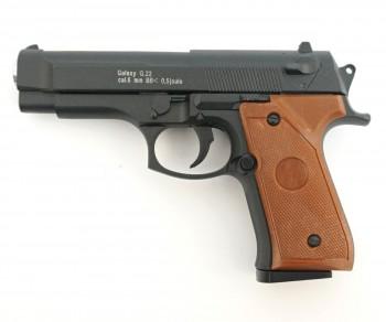 Пистолет софтэйр GALAXY G.22 пружинный, к.6мм - купить (заказать), узнать цену - Охотничий супермаркет Стрелец г. Екатеринбург