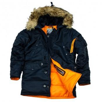 Куртка HUSKY DENALI INK/ORANGE - купить (заказать), узнать цену - Охотничий супермаркет Стрелец г. Екатеринбург