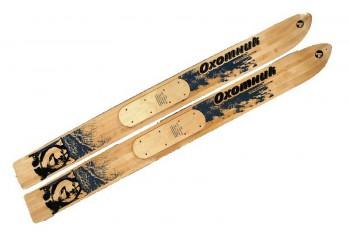 Лыжи дерево-пластик Охотник 155 см - купить (заказать), узнать цену - Охотничий супермаркет Стрелец г. Екатеринбург