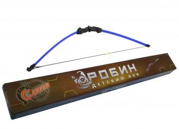 Лук детский классический Centershot Робин синий (с комплектацией) - купить (заказать), узнать цену - Охотничий супермаркет Стрелец г. Екатеринбург
