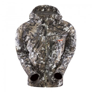 Куртка Sitka Downpour Jacket New Optifade Elevated - купить (заказать), узнать цену - Охотничий супермаркет Стрелец г. Екатеринбург