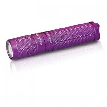Фонарь Fenix E05 XP-E2 (фиолетовый) с батарейкой - купить (заказать), узнать цену - Охотничий супермаркет Стрелец г. Екатеринбург