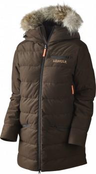 Куртка пуховая женская Harkila Expedition Lady Down Jacket Shadow Brown - купить (заказать), узнать цену - Охотничий супермаркет Стрелец г. Екатеринбург
